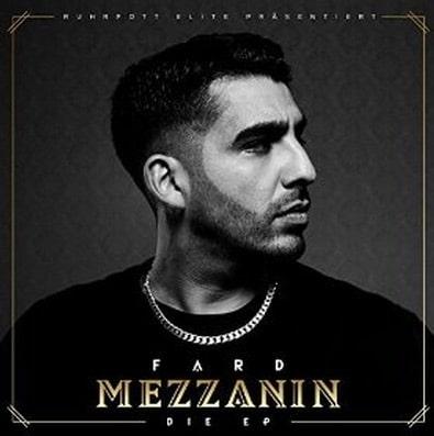 Fard – Mezzanin EP Album Cover