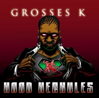 Grosses K – Hood Herkules Album Cover