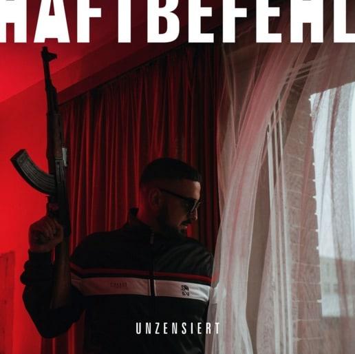 Haftbefehl – Unzensiert Album Cover