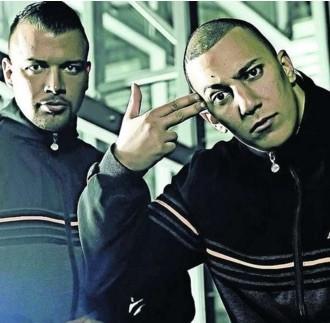 Kollegah & Farid Bang - Pressebild