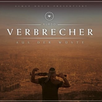 Kurdo - Verbrecher aus der Wueste Album Cover