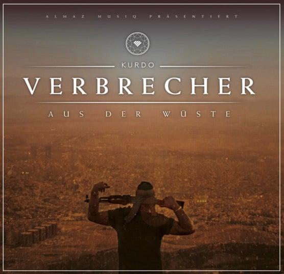 Kurdo – Verbrecher aus der Wüste Album Cover
