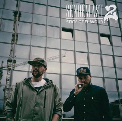 Sendemast – State of Flavour 2 Album Cover