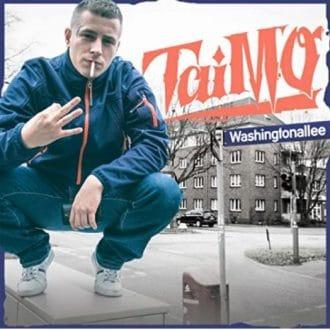 Taimo - Washingtonallee Album Cover
