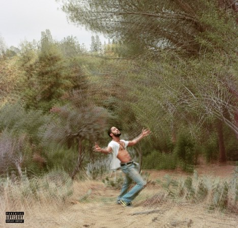 Kid Cudi – Speedin' Bullet To Heaven Album Cover