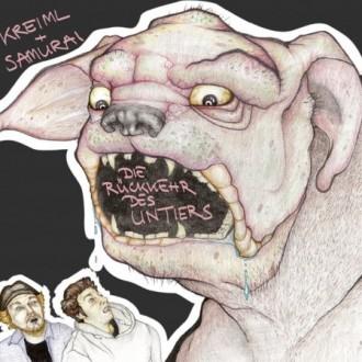Kreiml und Samurai - Die Rueckkehr des Untiers Album Cover