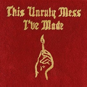 Macklemore & Ryan - This Unruly Mess I've Made Album Cover