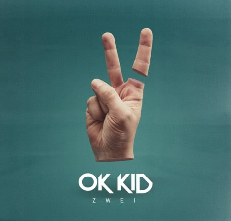 OK Kid – Zwei Album Cover