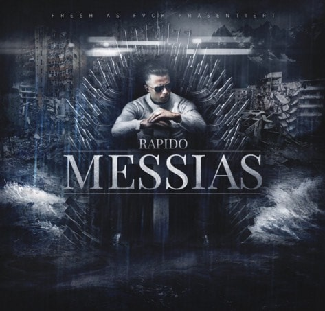 Rapido – Messias Album Cover