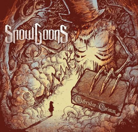 Snowgoons – Gebrüder Grimm Album Cover