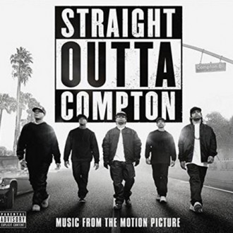 Various Artists - Straight Outta Compton Album Cover