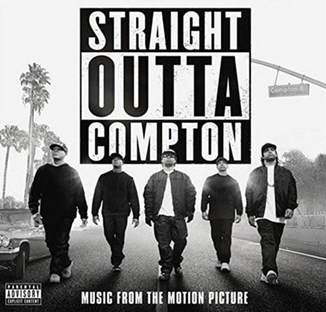 Various Artists – Straight Outta Compton Album Cover