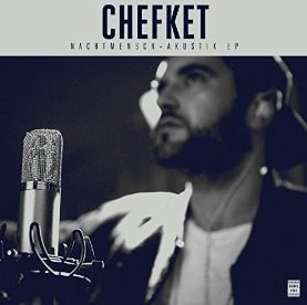 Chefket - Nachtmensch Akustik EP Cover