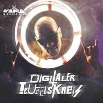 Kaisaschnitt - Digitaler Teufelskreis Album Cover