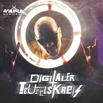 Kaisaschnitt – Digitaler Teufelskreis Album Cover