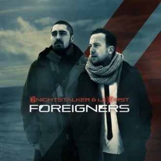 Le First und Knightstalker - Foreigners Album Cover
