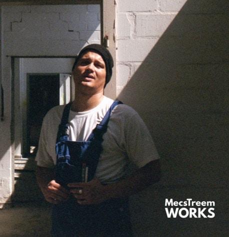 MecsTreem – Works Album Cover