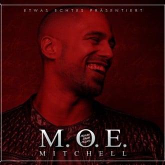 Moe Mitchell - M.O.E. Album Cover