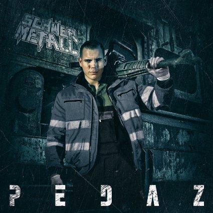 Pedaz – Schwermetall Album Cover