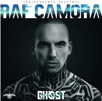 RAF Camora – Ghost Album Cover