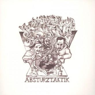 Tim Taylor & DJ Fine - Absturztaktik Cover