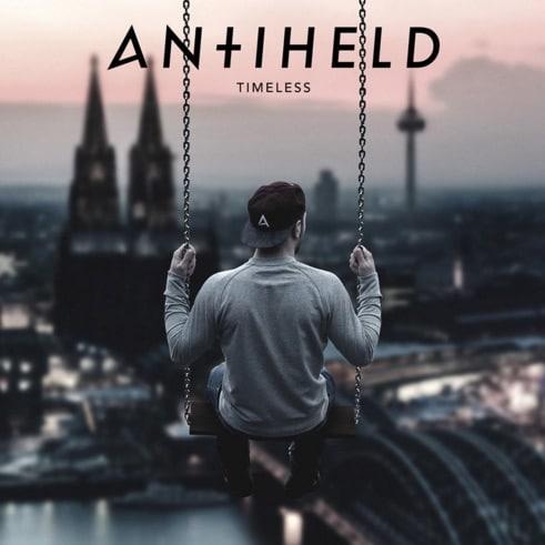 Timeless – Antiheld Album Cover