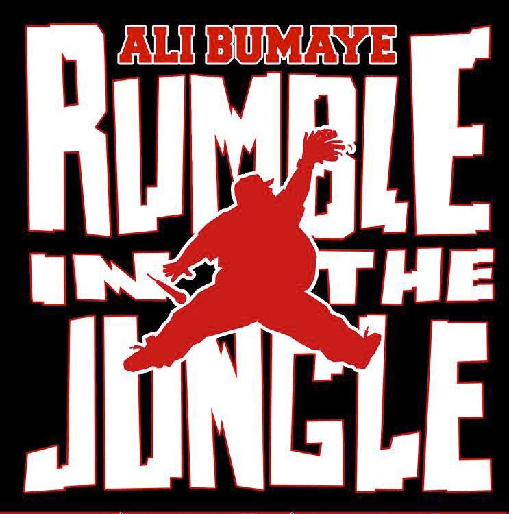 Ali Bumaye – Rumble In The Jungle Album Cover