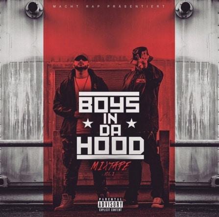 Boysindahood – Mixtape Vol. 1 Album Cover
