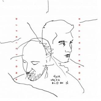 DJ Friction & Bobby Sayyar – Hier um zu bleiben Album Cover