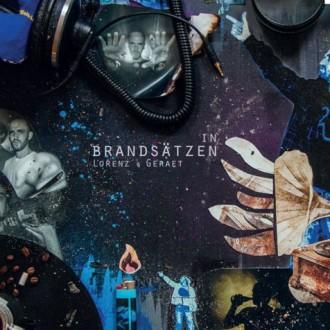 Geraet & Lorenz - In Brandsaetzen Album Cover