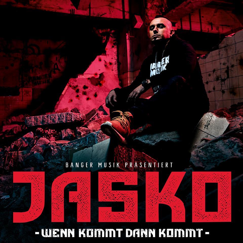 Jasko – Wenn kommt dann kommt Album Cover