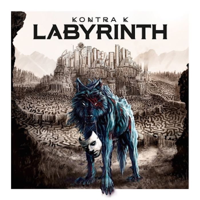 Kontra K – Labyrinth Album Cover