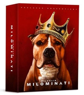 Milonair – Milominati Album Cover