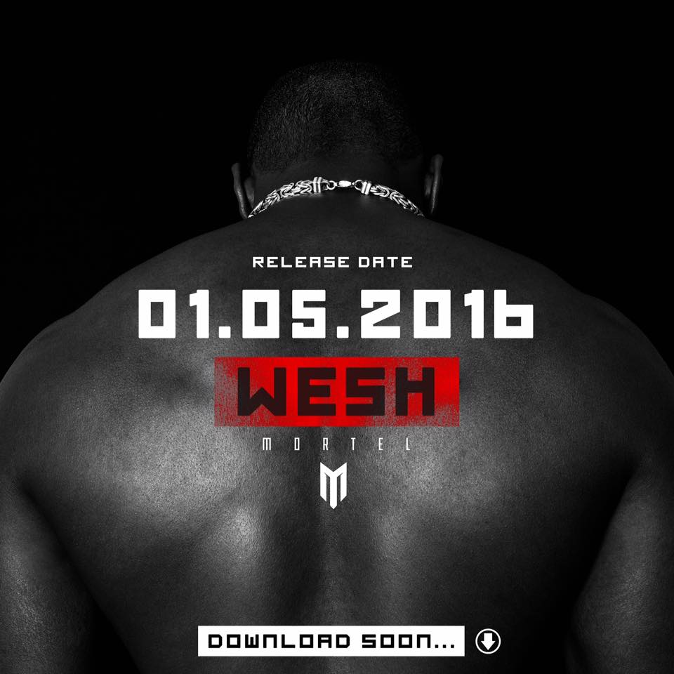 Mortel – Wesh Album Cover