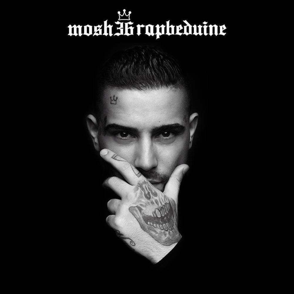 Mosh36 – Rapbeduine Album Cover