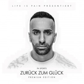 PA Sports - Zum Glueck zurueck Album Cover