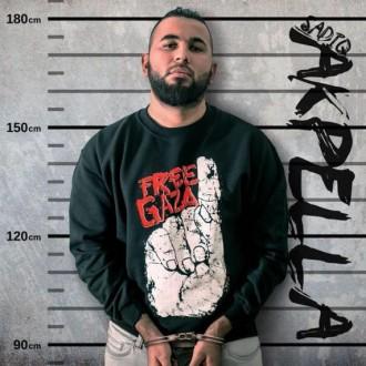 SadiQ - AKPella Album Cover
