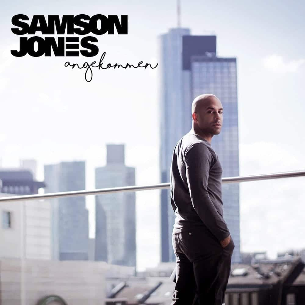 Samson Jones – Angekommen Album Cover