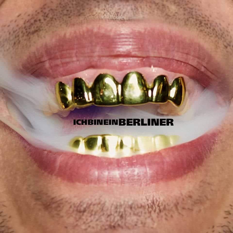 Ufo361 – Ich bin ein Berliner Album Cover