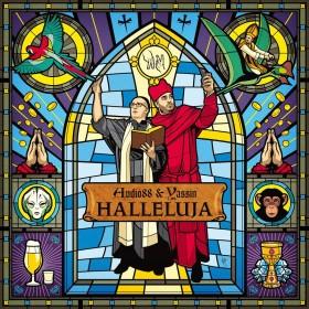 Audio88 & Yassin - Halleluja Album Cover