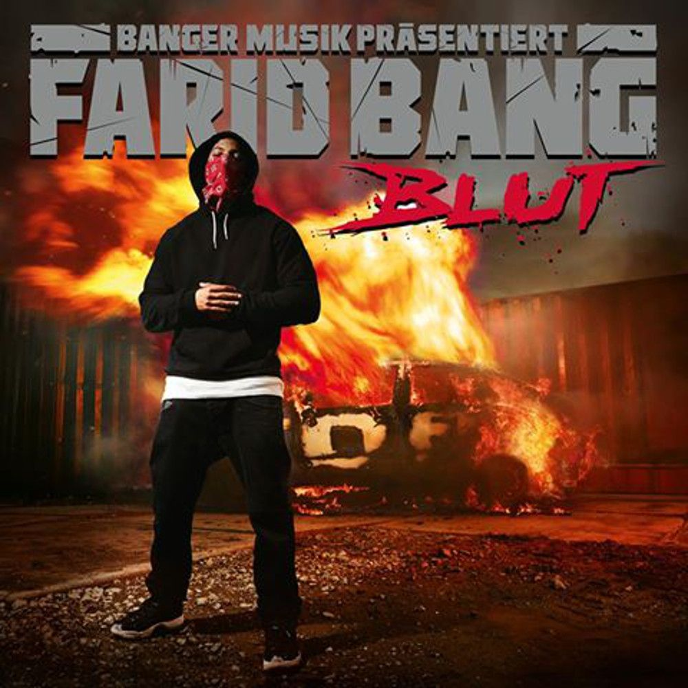 Farid Bang - Blut Album Cover