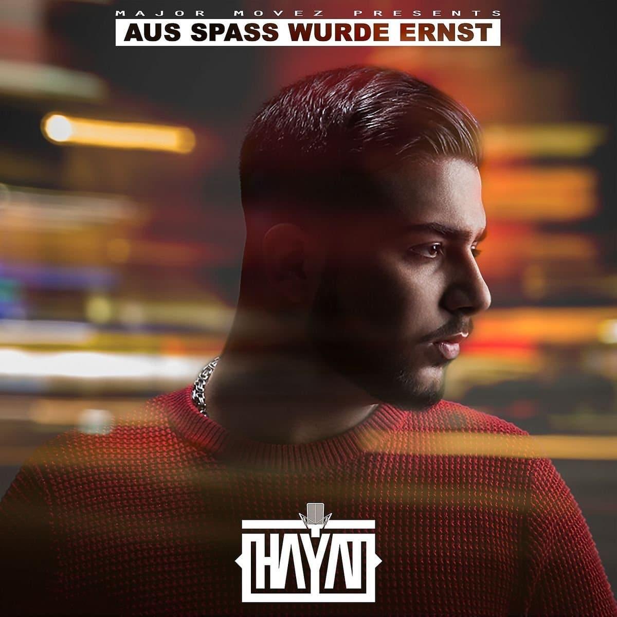 Hayat – Aus Spass wurde Ernst Album Cover