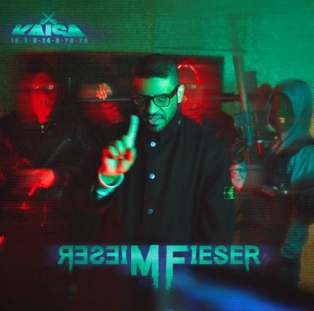Kaisaschnitt – Mieser Fieser Album Cover