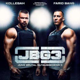 Kollegah x Farid Bang - Jung brutal gutaussehend 3 Album Cover
