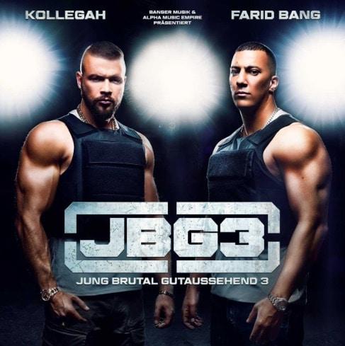 Kollegah & Farid Bang – Jung, brutal, gutaussehend 3 Album Cover