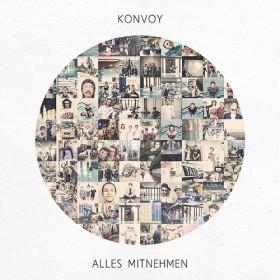 Konvoy - Alles mitnehmen Album Cover