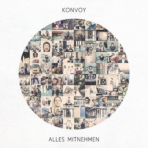 Konvoy – Alles mitnehmen Album Cover