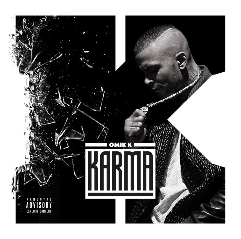 Omik K – Karma Album Cover