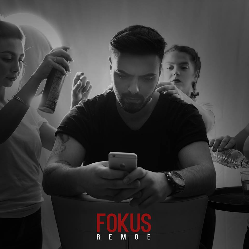 Remoe – Fokus Album Cover