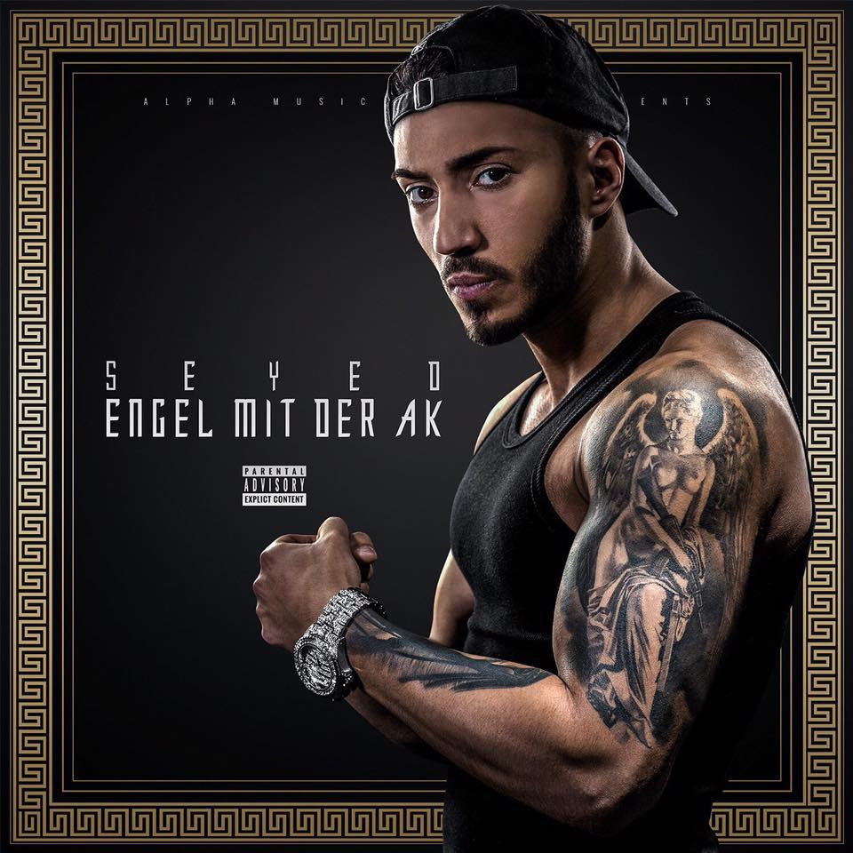 Seyed – Engel mit der AK Album Cover